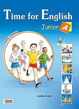 time for english junior a pupils book photo