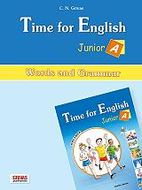 time for english junior a words and grammar photo