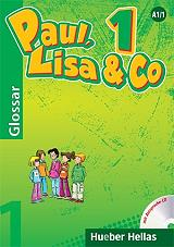 paul lisa co 1 glossar mit aussprache cd glossario me cd photo