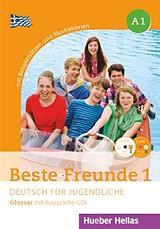 BESTE FREUNDE 1 A1 GLOSSAR βιβλία   εκμάθηση ξένων γλωσσών