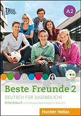 BESTE FREUNDE 2 A2 ARBEITSBUCH (+ CD-ROM) ΒΙΒΛΙΟ ΑΣΚΗΣΕΩΝ βιβλία   εκμάθηση ξένων γλωσσών
