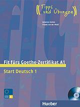 fit furs goethe zertifikat a1 kursbuch cd photo