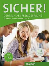sicher kursbuch arbeitsbuch c11 cd biblio mathiti kai askiseon photo