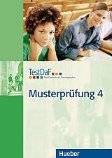 testdaf musterpruefung 4 cd photo