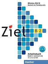 ziel b2 lektionen 9 16 band 2 arbeitsbuch cd rom biblio askiseon photo