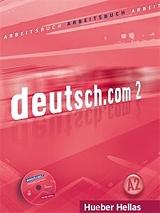 deutschcom 2 arbeitsbuch cd photo