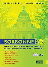 sorbone b2 certificat intermediare de langue francaise photo