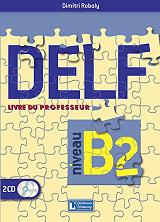 delf b2 livre du professeur 2015 photo