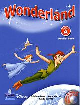 wonderland a junior pupils book cd photo