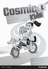 cosmic kids 1 test book photo