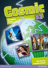 cosmic b2 students book with active book cd rom photo