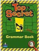 top secret 3 grammar book photo