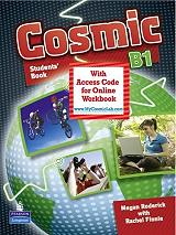 pack cosmic b1 student s book active cd with access code for online workbook photo