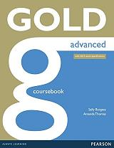 gold advanced coursebook photo