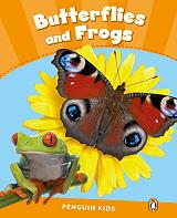 butterflies and frogs photo