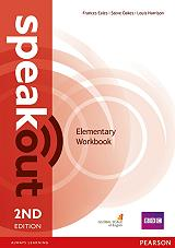 speakout 2nd edition elementary workbook photo