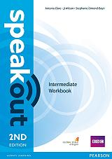 speakout 2nd edition intermediate workbook photo