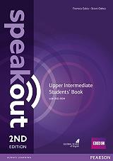 speakout 2nd edition upper intermediate coursebook with dvd rom photo