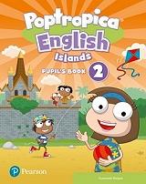 poptropica english islands 2 pupils book pack online world internet access code photo
