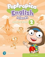 poptropica english islands 2 activity book photo
