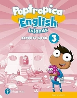 poptropica english islands 3 activity book photo