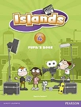 islands 4 students book pin code photo
