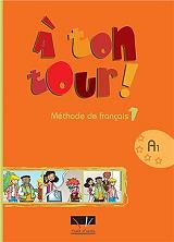 a ton tour 1 methode de francais a1 photo