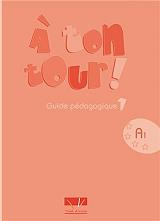 a ton tour 1 guide pedagogique a1 photo