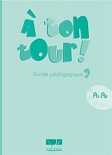 a ton tour 2 guide pedagogique a1 a2 photo