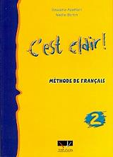 c est clair 2 methode de francais photo