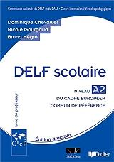 delf scolaire a2 professeur cd photo