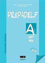 prepadelf a1 ecrit oral cd eleve nouvelle edition photo