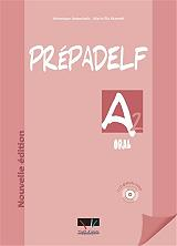 prepadelf a2 oral nouvelle edition 2cd photo