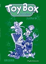 TOY BOX JUNIOR B ACTIVITY BOOK βιβλία   εκμάθηση ξένων γλωσσών