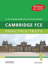 cambridge fce practice tests 1 revised for 2015 photo