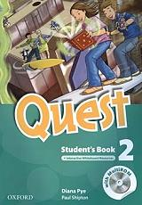 quest 2 students book multirom photo
