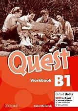 quest b1 workbook photo