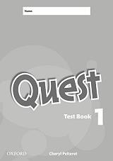 quest 1 test book photo