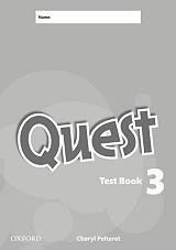 quest 2 test book photo