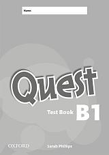 quest b1 test book photo