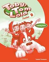 toby tom and lola junior b activity book photo