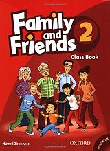 family and friends 2 class book photo