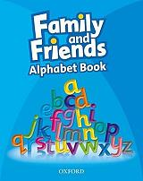 family and friends alphabet book photo