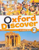 oxford discover 3 students book photo