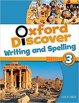 oxford discover 3 writing spelling book photo