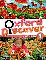 oxford discover 1 students book photo