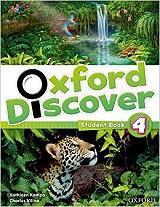 oxford discover 4 students book photo