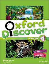 oxford discover 4 workbook photo