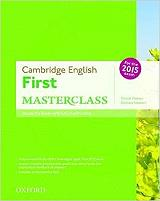 cambridge english first masterclass fce students book with online practice photo