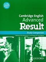 cambridge english advanced result companion photo